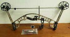 "Hoyt Ignite Realtree Xtra 19""-30"" Draw RH Compound Camo Hunting Bow - NICE"