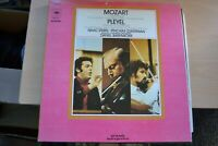 ENGLISH CHAMBER ORCHESTRA  MOZART   LP   CBS  CBS 76310 CONCERT FOR TWO VIOLINS