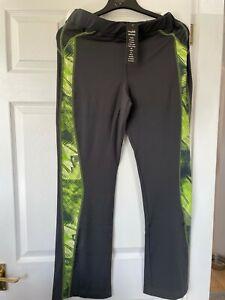 Women's Size 16 magifit sportswear - Lime/Grey Leggings/jogging/exercising pants