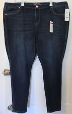 76897ad064c43 Melissa McCarthy Seven7 Jeans Seven Classic Legging Slim Skinny 26 NWT