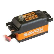 Savox Sc-1252mg Digitale Low Profile Servo 0.07sec@6v rapido alta Coppia