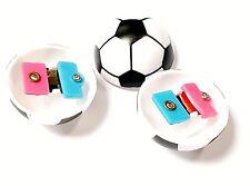 10pc Football Soccer Sound Clicker 34mm Birthday Party Favor Pinata Bag carnival