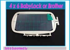 "BabyLock Embroidery Hoop  4"" x 6"" EF71 Intrigue, Sofia A-line Series, BL137A"
