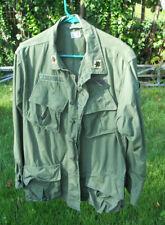 Xtra Rare Flying Cotton Poplin Tropical Combat Jacket Large Regular Air Force