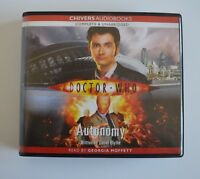 Doctor Who: Autonomy: by Daniel Blythe - Chivers Audiobook - 6CDs