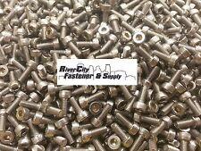 (100) M4-0.7x10mm OR M4X10 mm Socket / Allen Head Cap Screw Stainless Steel