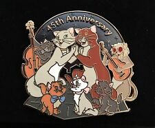 DISNEY STORE - THE ARISTOCATS LIMITED EDITION OF 300 PIN - NEW