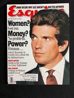 Esquire Magazine September 1995 - John Taylor, John F. Kennedy