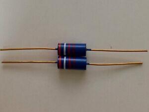 MRA12 Resistor Wirewound Resistor 10R 1/% 12W Audio VISHAY Mills 8x30mm #BP