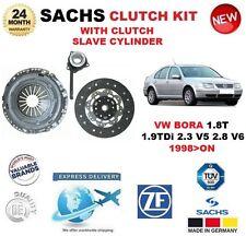 per VW BORA 1.8T 1.9TDI 2.3 V5 2.8 V6 1998> SACHS FRIZIONE KIT con