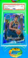 2017 Donovan Mitchell Optic Rated Rookie Shock #188 PSA 9