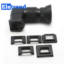 1X-3.2X Right Angle Finder Viewfinder For Canon 88D 300D Nikon D7200 D5100 D3100