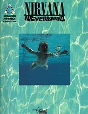 Nirvana Nevermind Guitar Tab Tablature Song Book