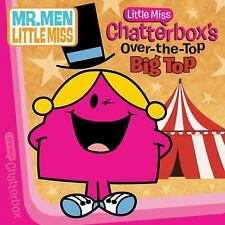 Little Miss Chatterbox's Over-The-Top Big Top (The Mr. Men Show)