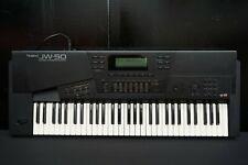 Roland JW-50 90's Music Workstation Synthesiser Effects & Sequencer *broken FDD*