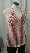 Beautiful Halter Top Size S  Pink