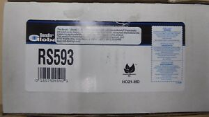 BRAND NEW BENDIX GLOBAL REAR BRAKE SHOES RS593 / 593 FITS VEHICLES ON CHART
