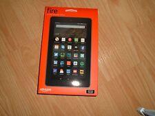 Amazon Fire Tablet 8GB, Wi-Fi, 7in - Black BNIB FREE SHIPPING