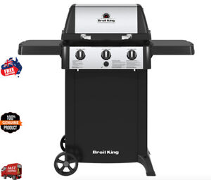 Broil King Gem 320 Compact Gas Barbecue Outdoor BBQ