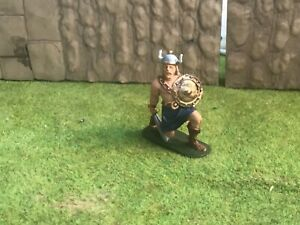 Viking warrior plastic toy Soldiers 60 mm. Reamsa or Jecsan