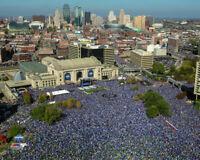 Kansas City Royals 2015 World Series Parade Photo Picture Print #2541