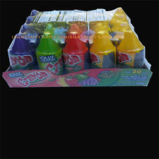 Crayon soft candy Mango Grape strawberry & Green Apple Flavors mexican candy