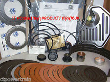 4R70W 4R75W Super Master Rebuild Kit With Accumulators 2004-on Fits Ford Lincoln