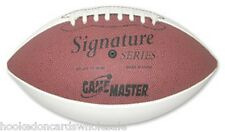Football Full Size White Panel Signature Series -Great For Autographs!