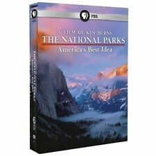 Ken Burns - The National Parks: Americas Best Idea DVD NEW Free Shipping