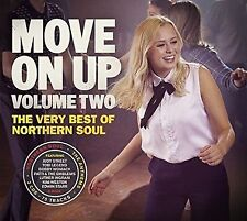 Various ‎– Move On Up Volume Two - The Very Best Of Northern Soul Cd Sealed