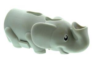 Baby Bathtub Spout Cover & Bubble Bath Maker, Elephant Silicone Cover Toys
