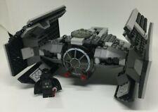 LEGO Set - Star Wars - 8017 - Darth Vader's TIE Fighter - Parts 100% c/w Minifig