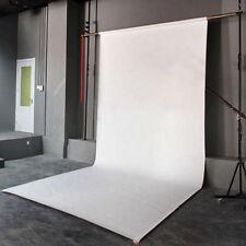 Fotostudio 90x150cm Hintergrund Hintergrundsystem Weiß Hintergrundstoff 3 x 5ft
