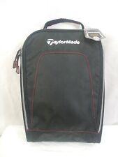 TAYLORMADE - Black Lightweight Performance Shoe Bag - BNWT
