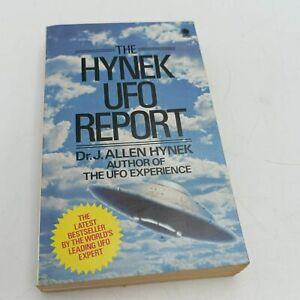 The Hynek UFO Report by Dr J. Allen Hynek (1981) 3rd Edition Paperback | Sphe...
