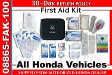 Genuine OEM Honda First Aid Kit Medical  (08865-FAK-100)   *ALL HONDA VEHICLES**