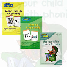 Read Write In Collection 3 Books Set More Phonics Flashcards , Phonics Flashcard