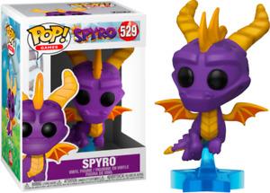 Spyro The Dragon - Spyro Flying #529 Pop! Vinyl
