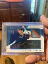2019 Immaculate Collection Clutch Rookies Auto/Relic Kyle Tucker /10
