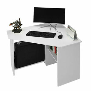 Corner Desk Computer Table Laptop Workstation Gaming Desktop Home Study Office