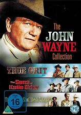 DVD-BOX - John Wayne Collection - Der Marshal / Katie Elder / Liberty Valance