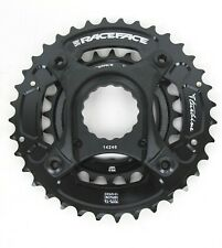 Race Face Turbine Chainrings and Spider 36t 24t Cinch Direct Mount 2x10 Speed