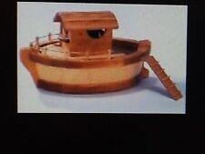 Ostheimer Arche Piratenschiff + Umrüstsatz Mast und Segel Piratenschiff