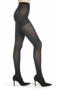Berkshire Tights Easy On Velvet Touch Control Top Black Size 1X/2X $16 - NWT