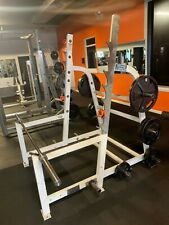 Hammer Strength Squat Rack Commercial Workout (Buyer Pays Shipping)