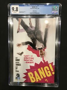 Bang! #1 Variant CGC 9.8