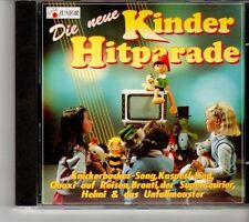 (FH797) Die Neue Kinderhitparade, 16 tracks various artists - CD