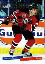 1993-94 Score International Stars Canadian #14 Alexander Semak
