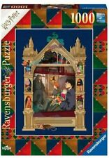 Ravensburger 1000 piece jigsaw puzzle HARRY POTTER JOURNEY TO HOGWARTS