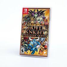 Shovel Knight Treasure Trove for Nintendo Switch - Amiibo (2019)